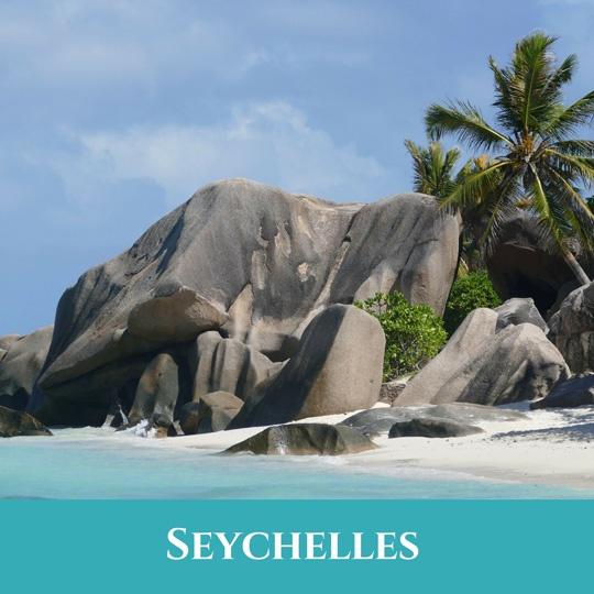 Voyages Seychelles