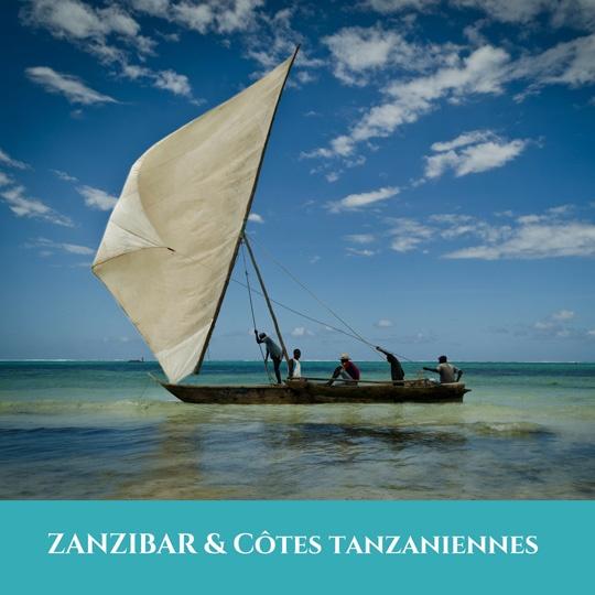 Voyages Zanzibar et Cotes Tanzaniennes
