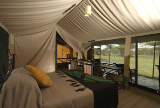 tanzanie exclusive mobile camp