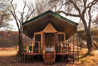 tanzanie kusini tented camp
