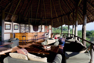 tanzanie lake burunge tented camp