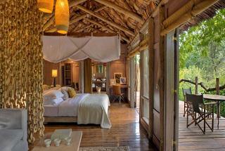 tanzanie lake manyara Tree Lodge