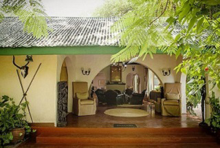 tanzanie mount meru game lodge