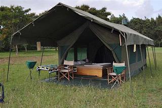 tanzanie ngorongoro tented camp