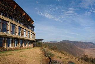tanzanie ngorongoro wildlife lodge