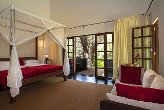 tanzanie plantation lodge