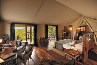 tanzanie serengeti migration camp