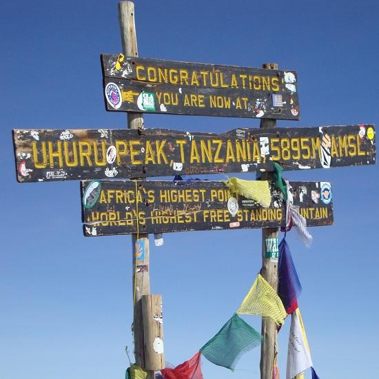 Voyages thématiques 13 Kilimanjaro 550