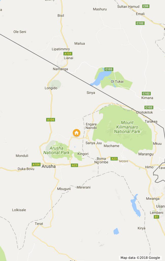 Visite en pays Masaï 1 tanzanie africa amini masai lodge1