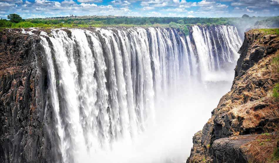 Botswana Okavango Victoria Falls