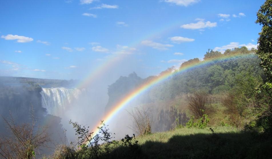 Afrique du Sud 4 chutes victoria rainbow