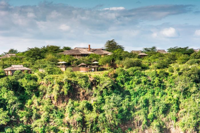 Escarpment Luxury Lodge 1