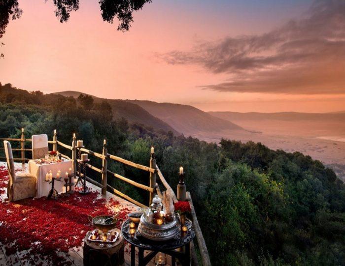 Ngorongoro Crater Lodge 1 tanzanie ngorongoro crater lodge2