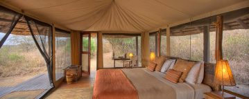 Oliver's Camp 1 tanzanie olivers camp2