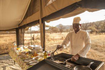 Serengeti Kati Kati Camp 2