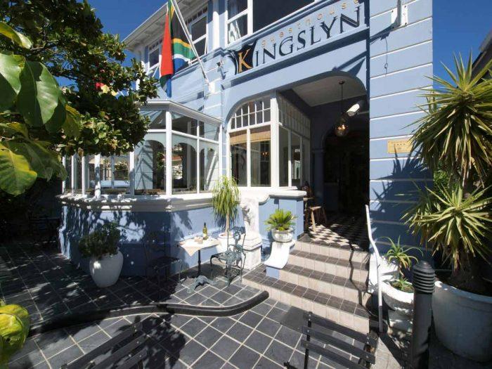 Kingslyn Guesthouse 1 afrique du sud kingslyn guest house1