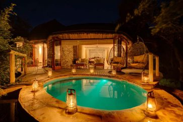 Tintswalo Safari Lodge 7 afrique du sud tintswalo safari lodge6