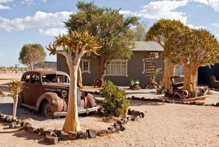 Lodges Fish River Canyon et Aus 7 namibie canyon roadhouse0