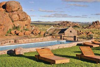 Lodges Fish River Canyon et Aus 5 namibie canyon village0