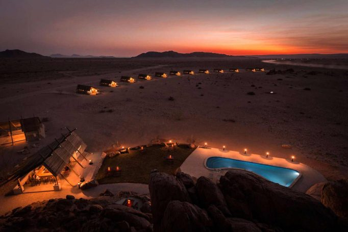 Desert Quiver Camp 1