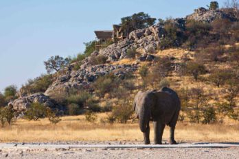 Dolomite Camp 4 namibie dolomite camp4