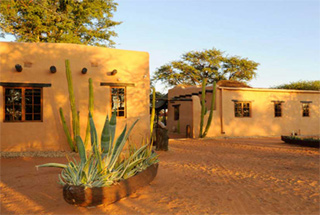 Lodges Windhoek 3