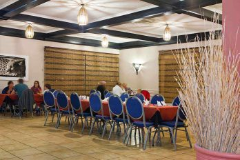 Halali Camp 5 namibie halali camp5