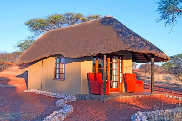 Intu Afrika Camelthorn Kalahari Lodge 1