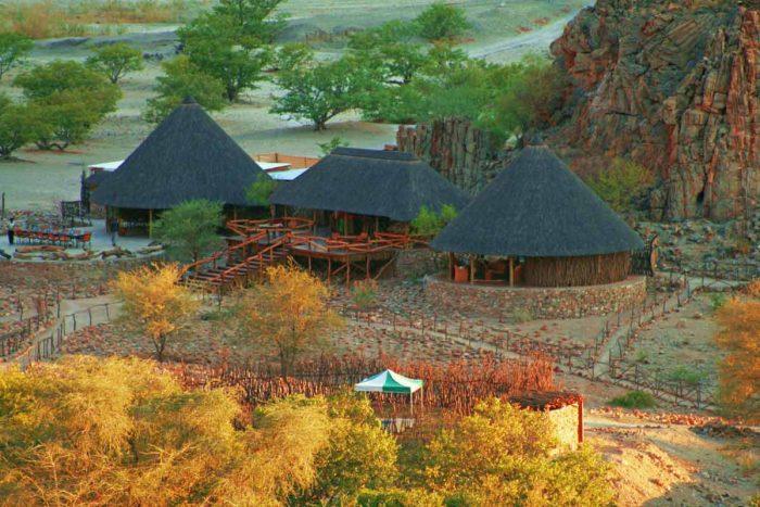 Khowarib Lodge 1 namibie khowarib lodge1