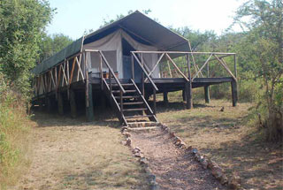 Lodges Entebbe, Mbuwi et Lac Mburo 5 ouganda mantanas lake mburu camp0