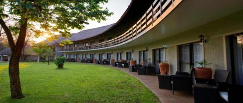 A'Zambezi River Lodge 1