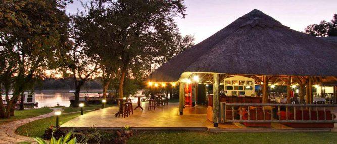 A'Zambezi River Lodge 10
