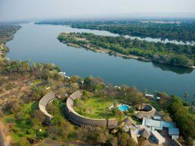A'Zambezi River Lodge 3