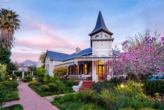 Lodges Westerncape 7 afrique du sud bonne esperance guest house0