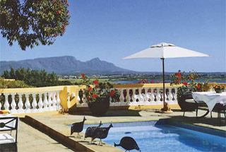 Lodges Cape Town 1 afrique du sud colona castle0