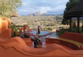 Lodges Kapama et Tshukudu 9 afrique du sud leshiba venda village0