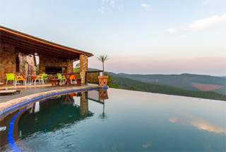 Lodges Drakensberg, Blyde River Canyon 1