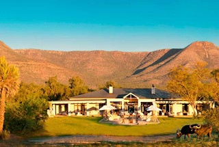 Lodges Eastern Cape 5 afrique du sud the manor0