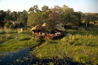 Lodges Delta de l'Okavango 21