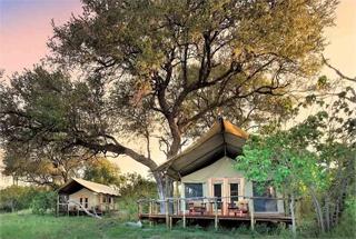 Lodges Delta de l'Okavango 17