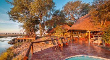 Lagoon Camp 7 botswana lagoon camp7