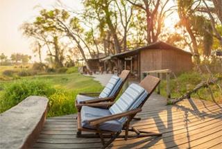 Lodges Delta de l'Okavango 27