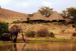 Lodges Amboseli 3