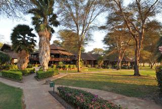 Nos lodges au Kenya 1