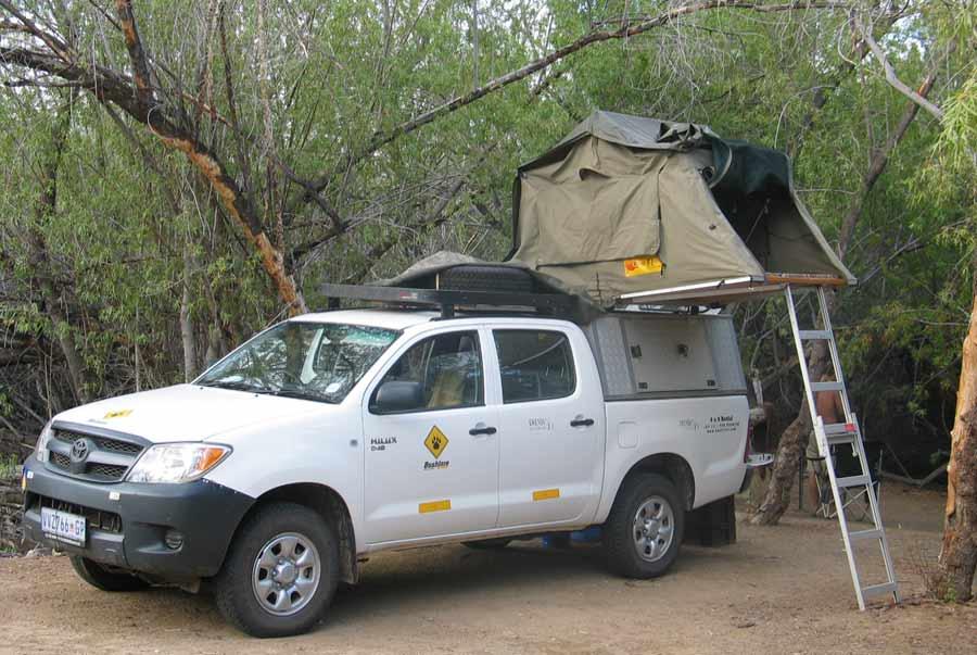 Autotour Namibie 20 jours 4x4 équipé camping 7