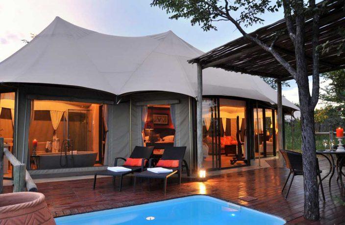 The Elephant Camp 10 zimbabwe the elephant camp11