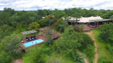 The Elephant Camp 1 zimbabwe the elephant camp5