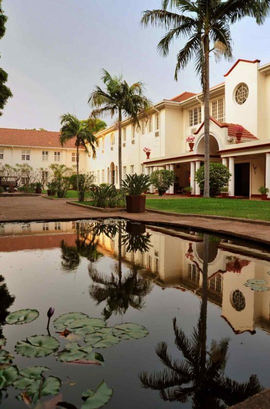 Victoria Falls Hotel 15