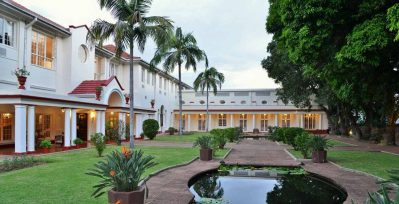 Victoria Falls Hotel 21