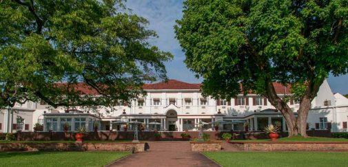 Victoria Falls Hotel 16